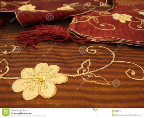 textile design for interior stock photography image 1257222