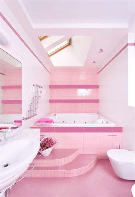 Cuteness of pink bathroom decorating ideas speedchicblog