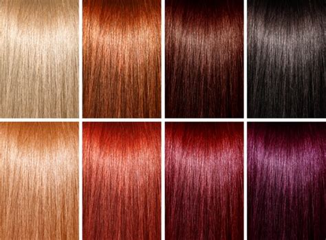Types Of Color Hair by Different Types Of Hair Coloring Styles For Indian