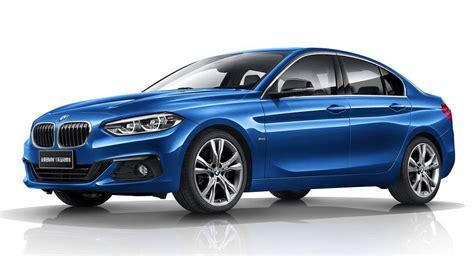 2019 bmw 1 series sedan bmw 1 series sedan could come to america in 2019 carscoops