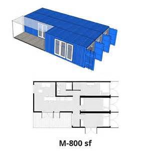 montainer homes ship that container home