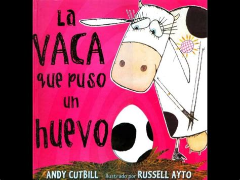 la vaca que puso la vaca que puso un huevo
