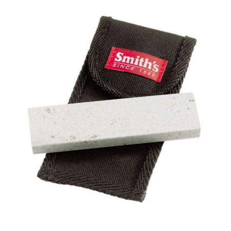smiths sharpening smith s mp4l arkansas knife sharpening with pouch