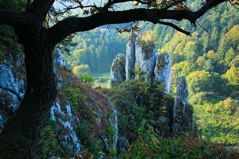 ojcowski park narodowy ojcow national park poland flickr