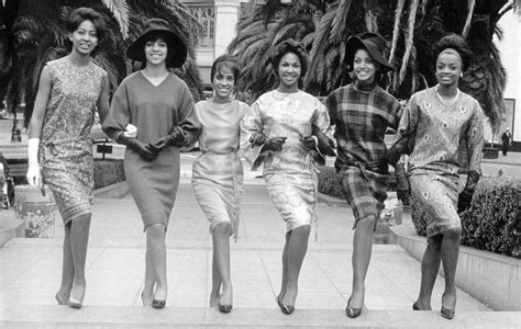 African American Fasions Of The 50s And 60s | 1950s fashion the fashion ezine