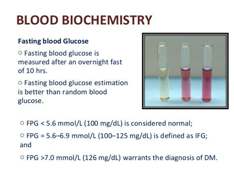 fasting blood sugar diabetes mellitus part 3 laboratory diagnosis and