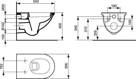 vasi sospesi ideal standard dettagli prodotto t3118 vaso sospeso ideal standard