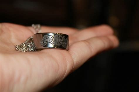doctor who engagement ring doctor who