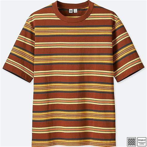 Sleeve Striped T Shirt u striped sleeve t shirt uniqlo us