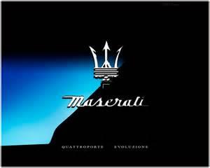 Maserati Quattroporte Logo Le Logo Maserati Les Marques De Voitures