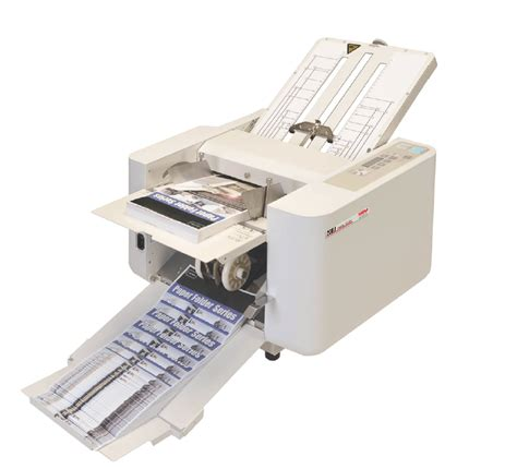Second Paper Folding Machine - paper folders mbm 207m paper folder letter folder abe