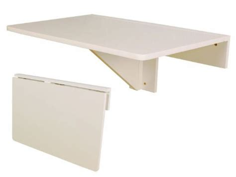 Wall Mounted Tables by Folding Wall Table Wall Mounted Drop Leaf Kitchen Table