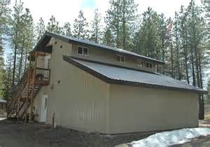 Garage With Living Quarters by Metal Garage With Living Quarters Galleryhip Com The