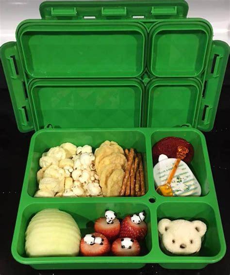 Lunch Box Kertas Ukuran Medium go green medium lunch box green