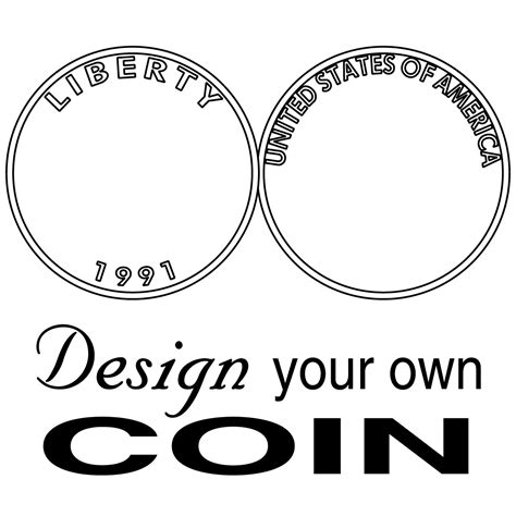 free coloring pages of coin
