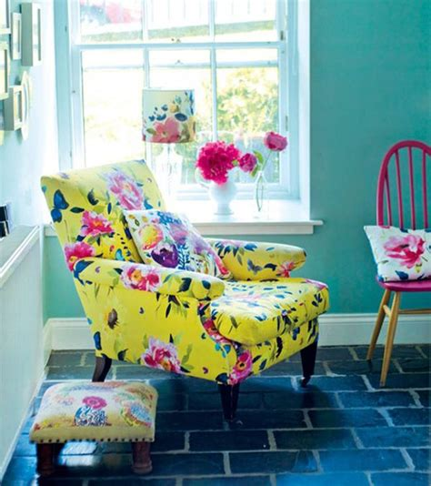 bathroom betsey johnson decor feel it flowers home flower power bold graphic florals in home d 233 cor