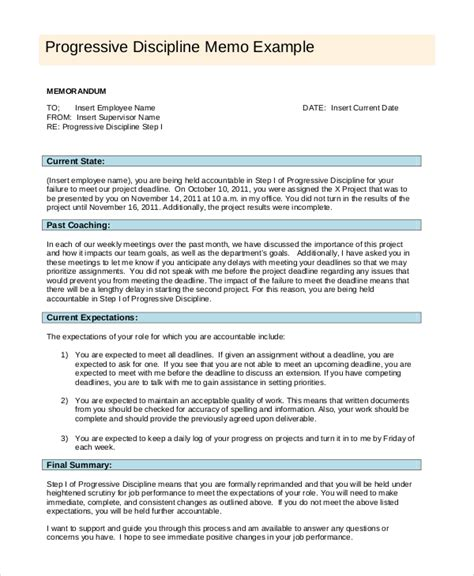 employee memo templates interoffice memo template word