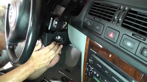 volkswagen jetta removing ignition switch part  youtube
