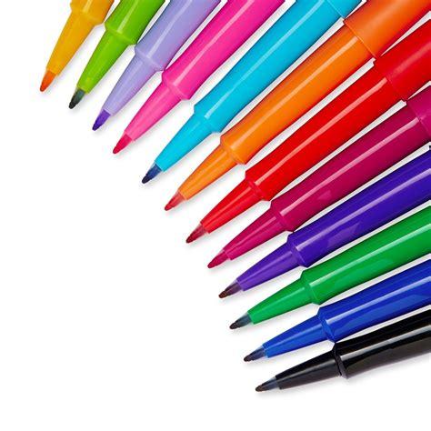 penn color review of paper mate flair porous point felt tip pen 74423