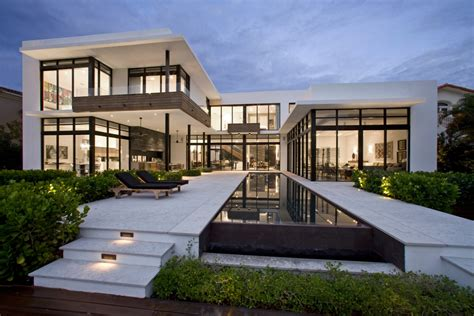 contemporary architect residential architecture inspiration modern materials