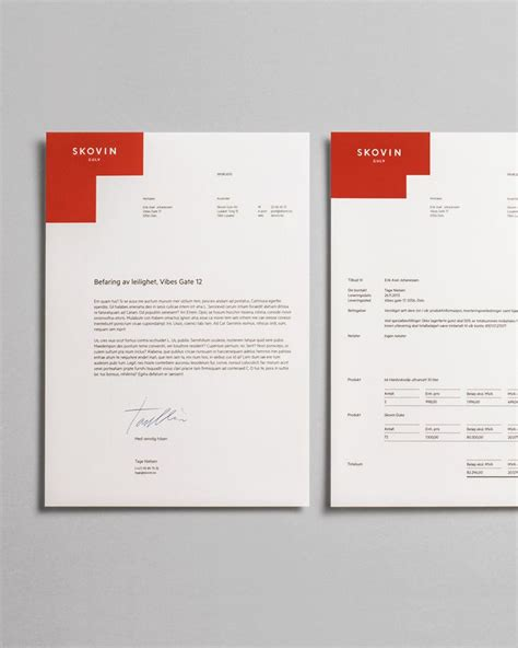 branding design invoice 115 best images about headed paper on pinterest