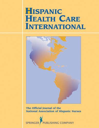 peer reviewed nursing and health care journal nursing impact factor nursing health studies