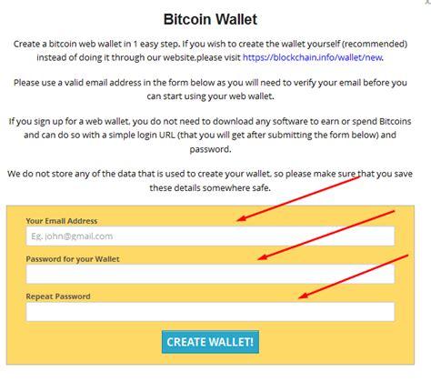 cara membuat wallet address bitcoin cara daftar bitcoin dan wallet address dengan cepat serta