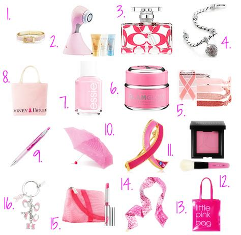 Think Pink Get Beautiful While Helping Beat Breast Cancer by October Is National Breast Cancer Awareness Month
