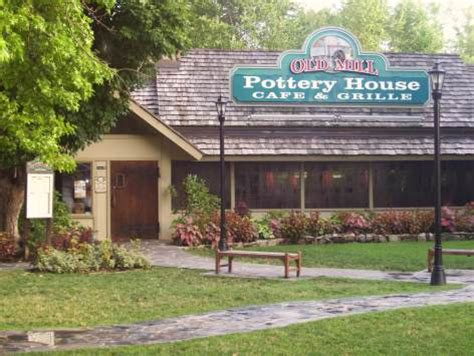 the old mill pottery house café grille old mill pottery house cafe grille pigeon forge tn