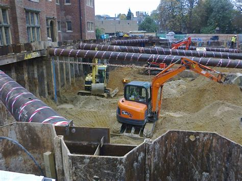 dewatering for basement construction