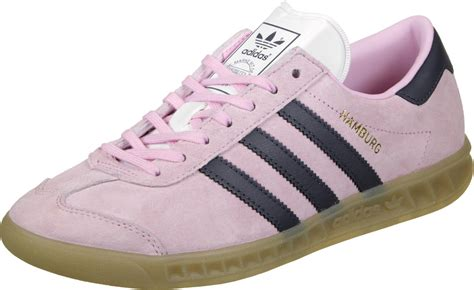 Adidas Berlin Shoes Pink by Adidas Hamburg W Shoes Pink Blue