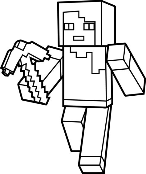 minecraft printable coloring pages printable kids coloring