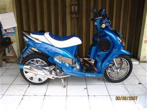 Spare Part Yamaha Mio Sporty modification