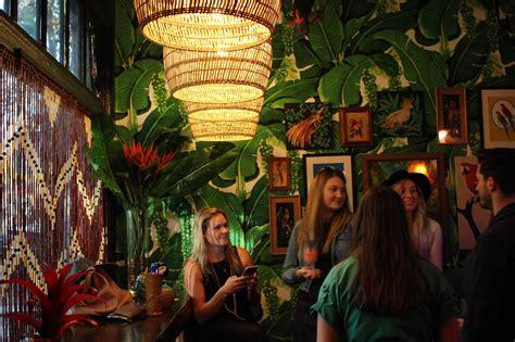 Tiki Bar Sacramento The Jungle Bird Opens With Tiki Flair And Hawaiian Eats