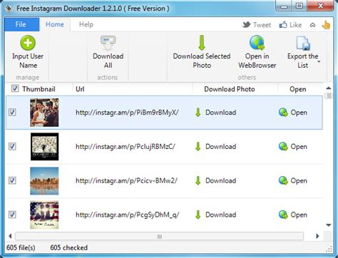 download full version instagram for pc batch download any instagram user s photos with the free