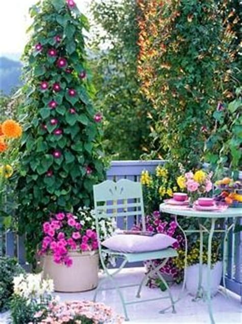balcony garden epic places in small spaces balcony garden balconies and morning glories
