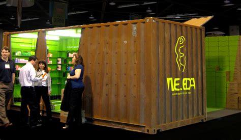 weleda booth lot ek architecture design