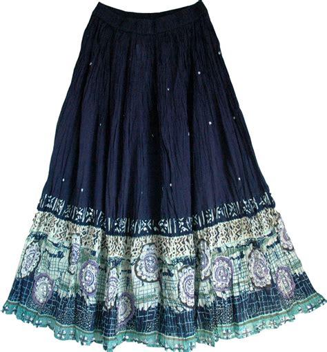 bohemian skirt w sequins sequin skirts