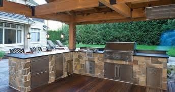 0utdoor Kitchen by Enjoy Your Own Party Outdoor Kitchens Make It Fun