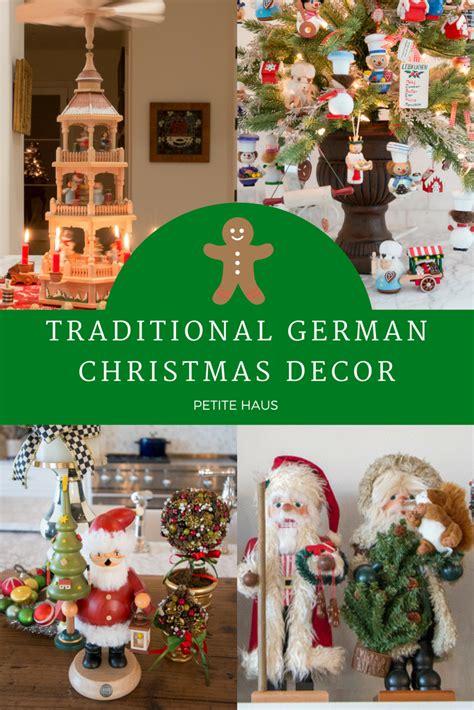 traditional german christmas   kitchen petite haus