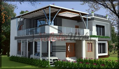 Floor Plans For 40x60 House by 3d Front Elevation Design Indian Front Elevation Kerala