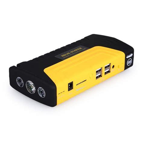 Power Bank Roles 68800mah car jump starter pack portable booster charger battery power bank 12v ebay
