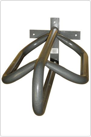 Wall Mount Saddle Rack by Galaxy Equine Accessories