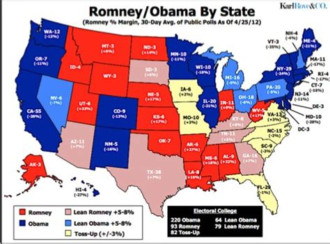 iowa swing state karl rove s election map south carolina s a swing state