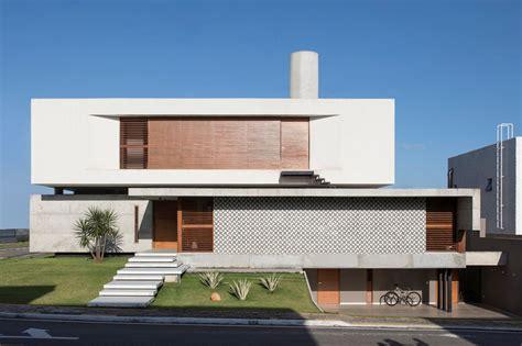 refined geometric modern houses geometric modern house