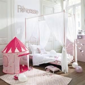 lit baldaquin enfant fille decoration et mobilier chambre de fille baldaquin lit