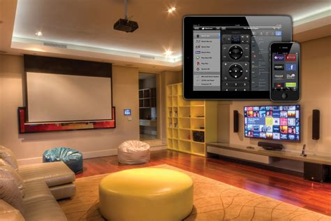 definition of home automation customized systems and