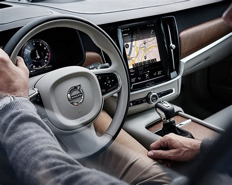 Volvo S90 Interior by New Volvo S90 2016 Price Release Date