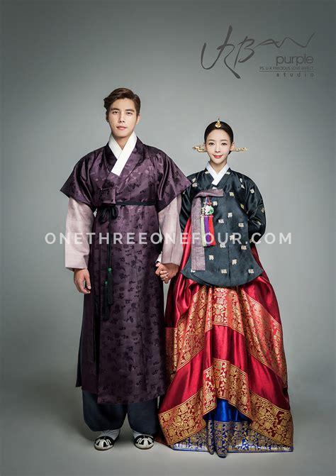 Hanbok Korea Original korean wedding photos hanbok collection studio