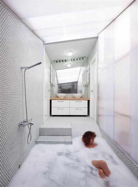 sunken bathtubs 34 dreamy sunken bathtub designs to relax in digsdigs